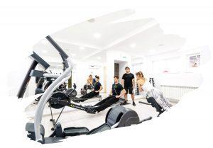 Sala de fitness Mogosoaia