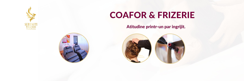 Servicii coafor & hair styling Mogosoaia