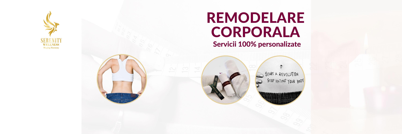 Servicii de remodelare corporala in Mogosoaia