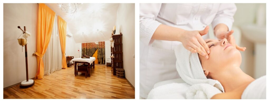 Pachet spa-masaj relaxare-masaj facial