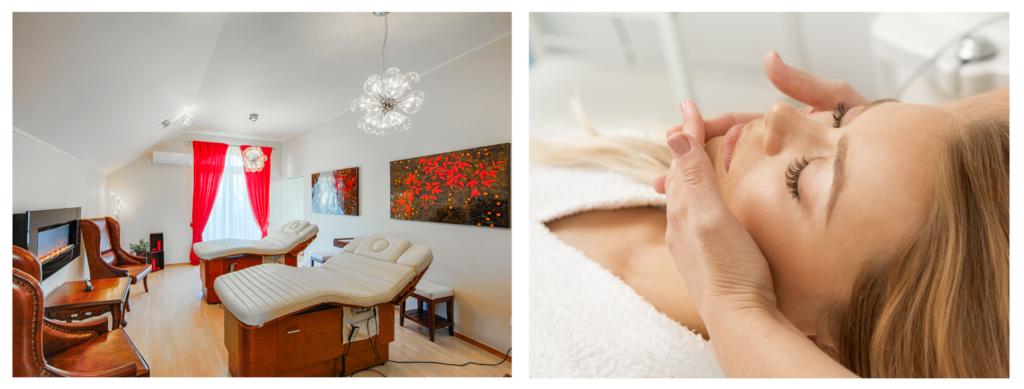 Pachet spa-masaj terapeutic-express facial-Mogosoaia